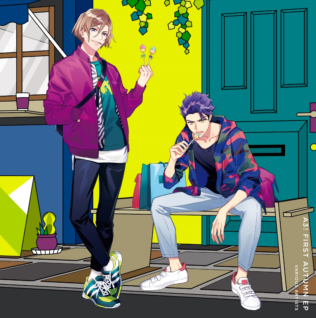 【A3!】A3! First AUTUMN EP(CD only)