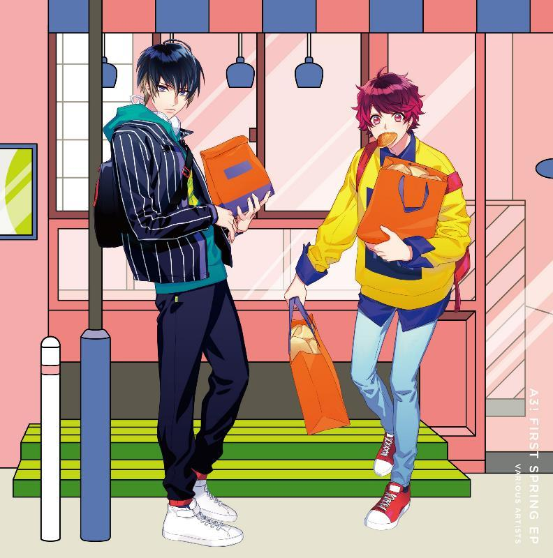 【A3!】A3! First SPRING EP(CD only)