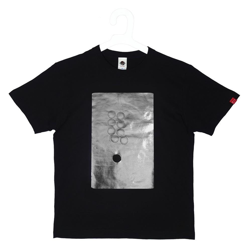 Arcade Fight Stick T-shirt size L No.1