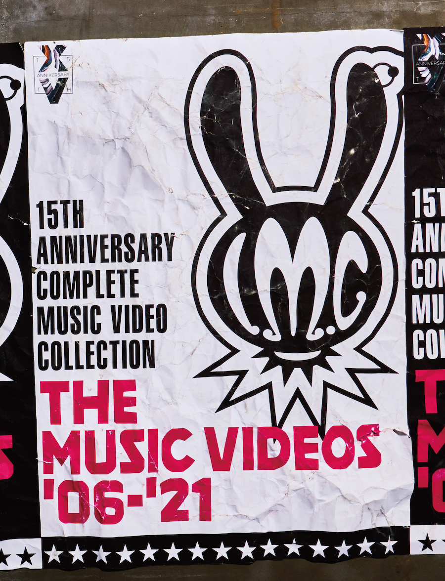 """LM.C 15th Anniversary Complete Music Video Collection""""THE MUSIC VIDEOS '06-'21"""" Blu-ray+CD Release on November 17th,2021"""