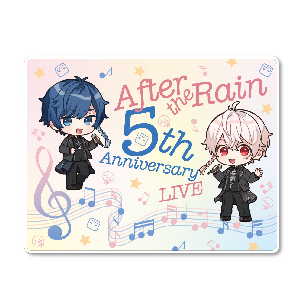 【After the Rain ONLINE LIVE 2021 -5th ANNIVERSARY-】 Blanket