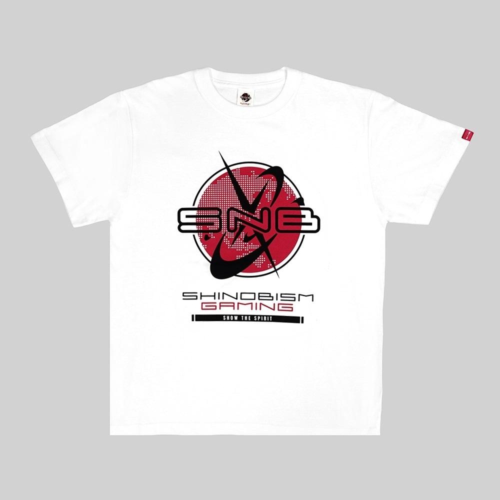 SNB2022 Logo T-shirt. White size L