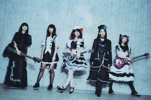 """BAND-MAID New Album """"Unseen World"""" First-run Limited Edition(CD+DVD)Release in January 20th 2021"""