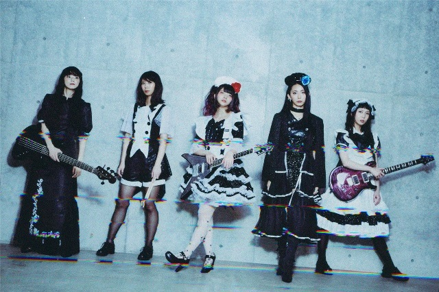 """BAND-MAID New Album """"Unseen World"""" Normal Edition(CD only)Release in January 20th 2021"""