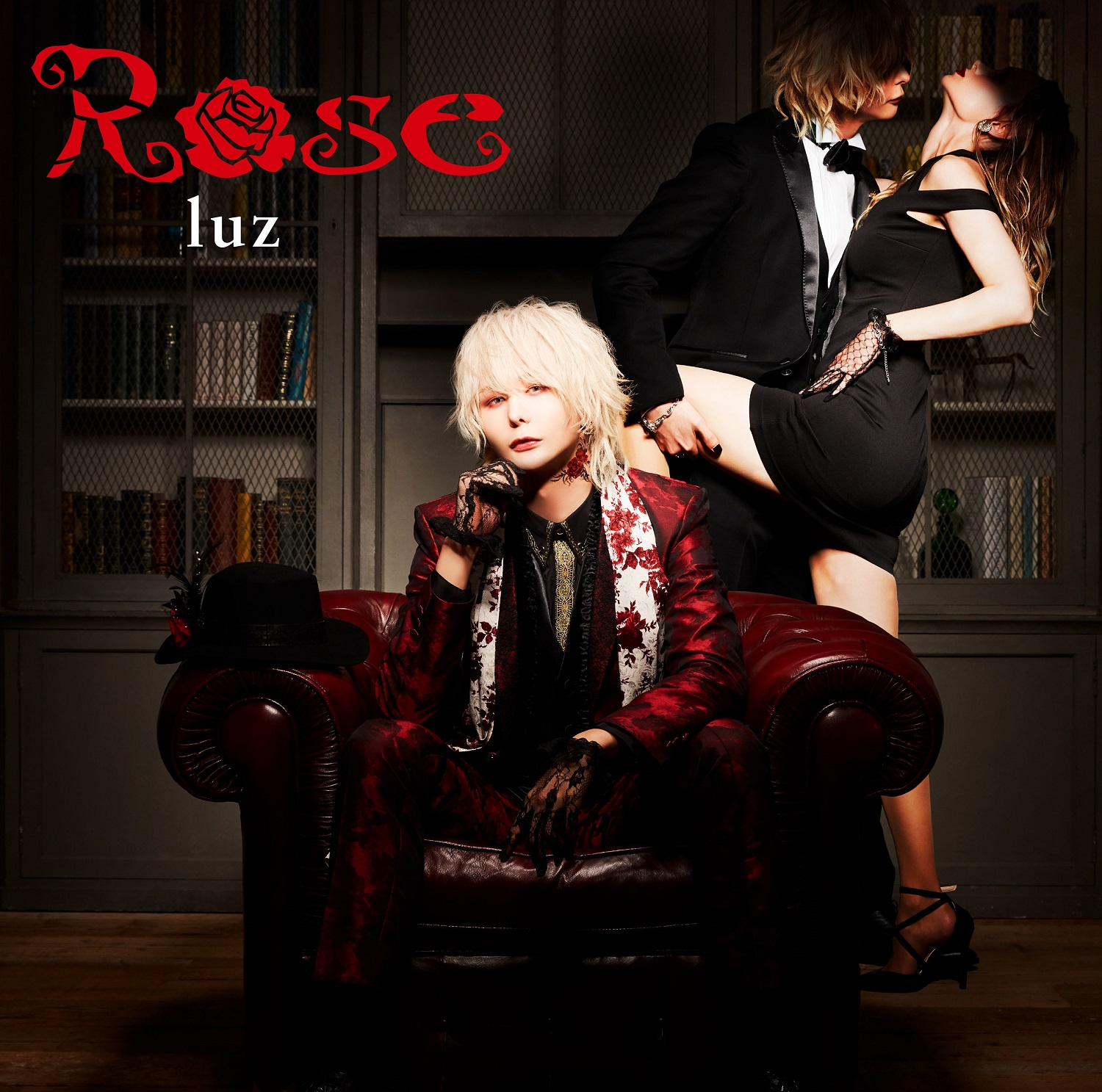 "luz 2nd single ""Rose"" Normal Edition(CD only)Release in January 27th 2021 No.1"