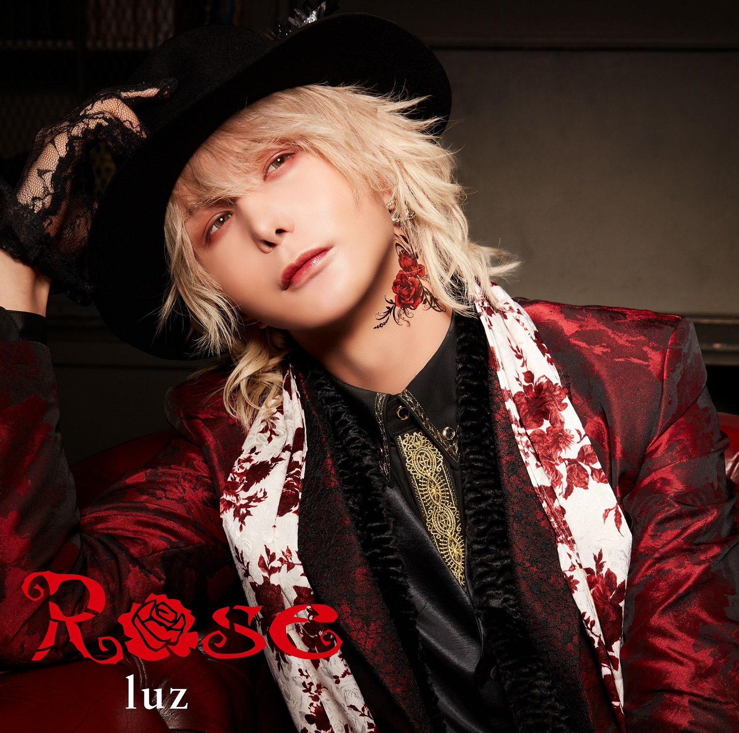 "luz 2nd single ""Rose"" XYZP Limited Edition(CD+DVD)Release in January 27th 2021"