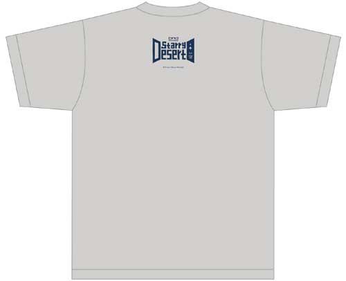 """Revue Starlight 2nd STARLIVE """"Starry Desert"""" T-shirt (size XL) No.2"""