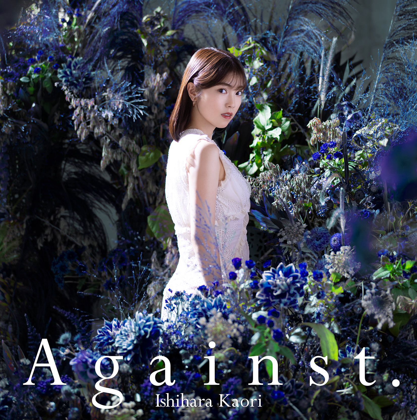 """Ishihara Kaori 5th Single """"Against."""" Normal Edition (CD only) No.1"""
