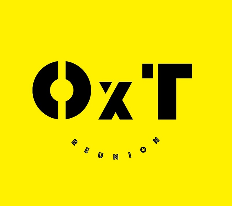 "OxT 2nd Album ""REUNION"" Limited Edition (CD+DVD)"