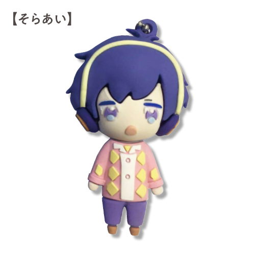 【soraru】Wonder Rubber Figure (Soraai) No.1