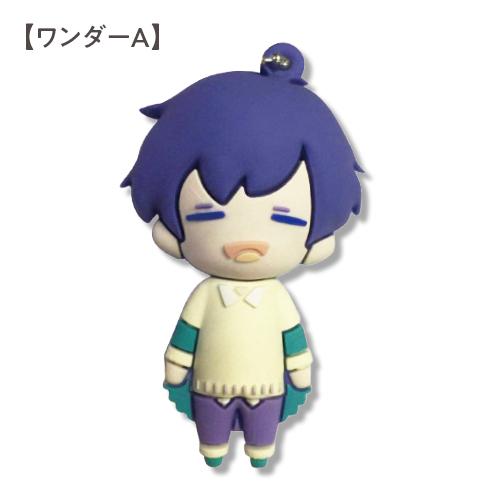【soraru】Wonder Rubber Figure (Wonder A)