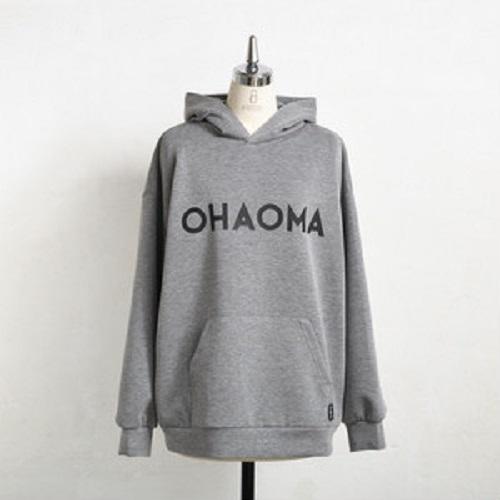 【soraru】OHAOMA Hooded Sweatshirt