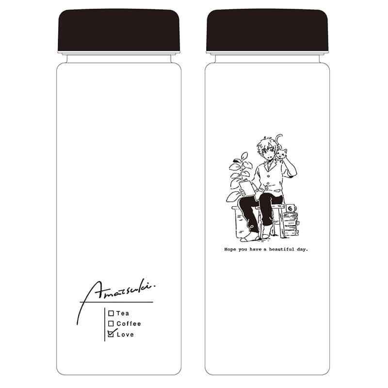 AMATSUKI Clear Bottle (Black) No.1
