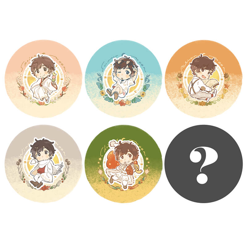 AMATSUKI Badge(Resfeber)