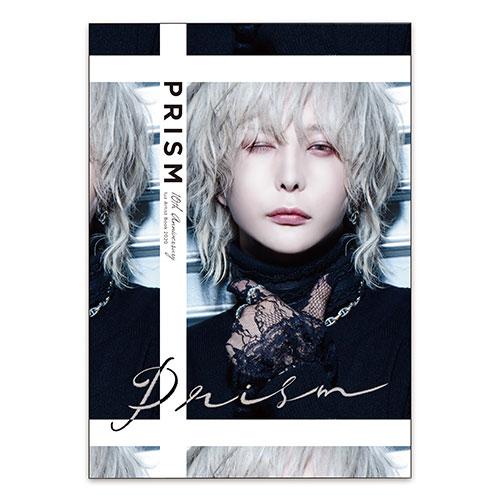 "【5th TOUR -ELEVEN-】Artist Book ""PRISM"" (luz 10th Anniversary Goods -REVIVE-)"