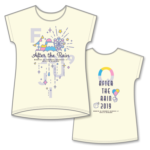 After the Rain T-shirt/mafumafu