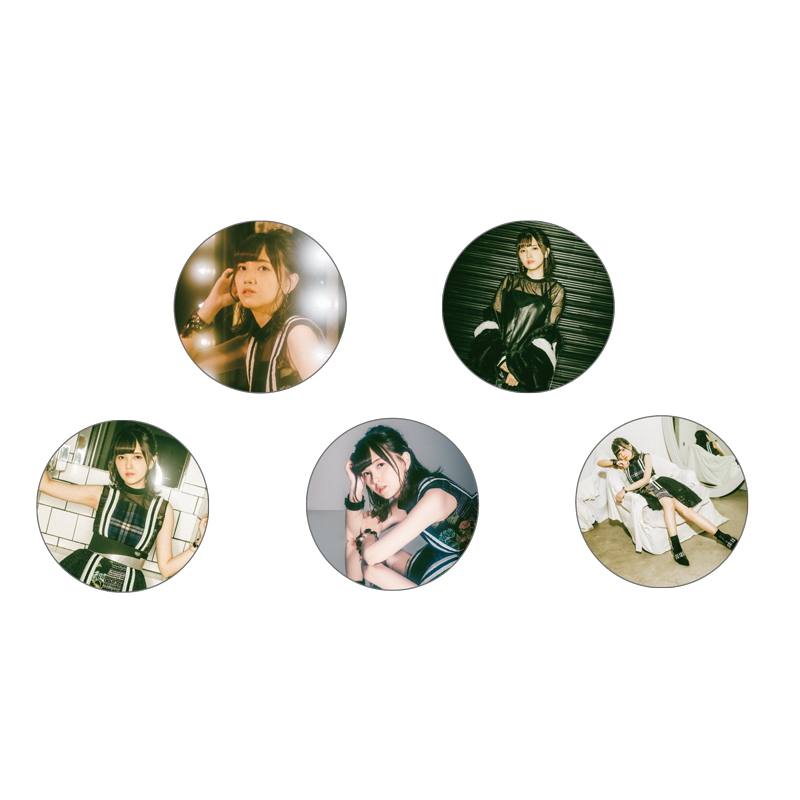 "Kito Akari ""Desire Again"" Release Event Badge (5 types random)"