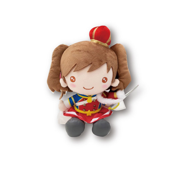 Revue Starlight 3rd LIVE Sanrio collaboration Plush doll Karen ver. No.1