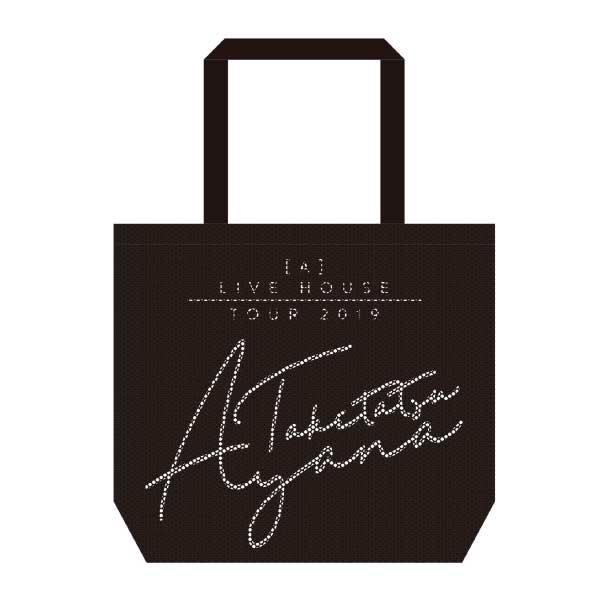 """TAKETATSU AYANA LIVE HOUSE TOUR 2019 """"A"""" Tote Bag"""