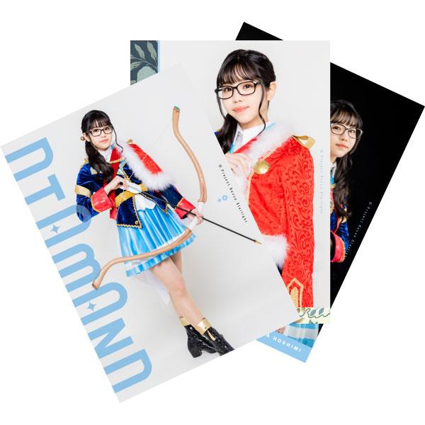"""Revue Starlight 3rd STARLIVE""""Starry Diamond"""" Photo Hinata Sato ver."""