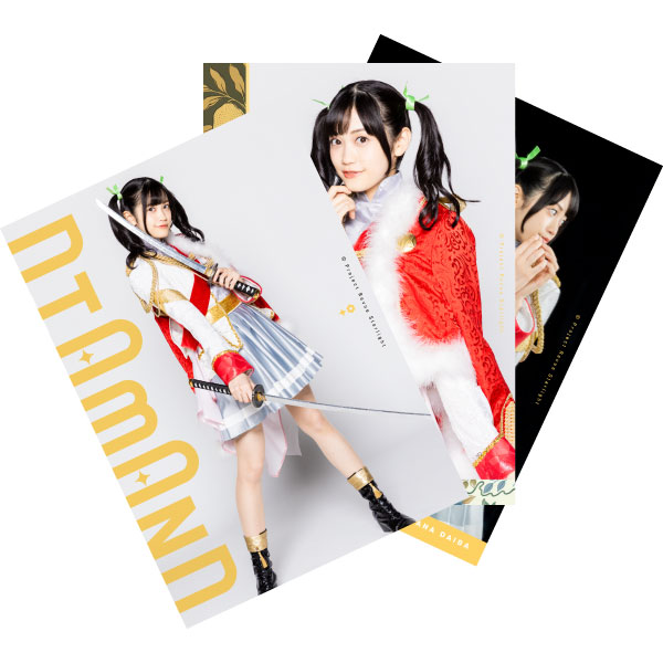 "Revue Starlight 3rd STARLIVE""Starry Diamond"" Photo Moeka Koizumi ver. No.1"