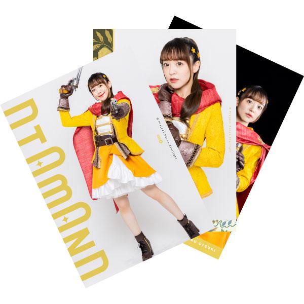 "Revue Starlight 3rd STARLIVE""Starry Diamond"" Photo Megumi Han ver. No.1"