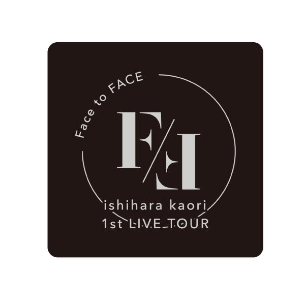 "Ishihara Kaori 1st LIVE TOUR ""Face to FACE"" Wristband A"