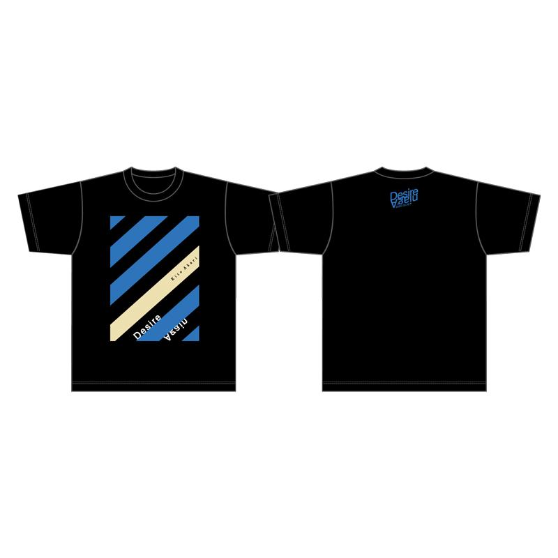 "Kito Akari ""Desire Again"" Release Event T-shirt size M"