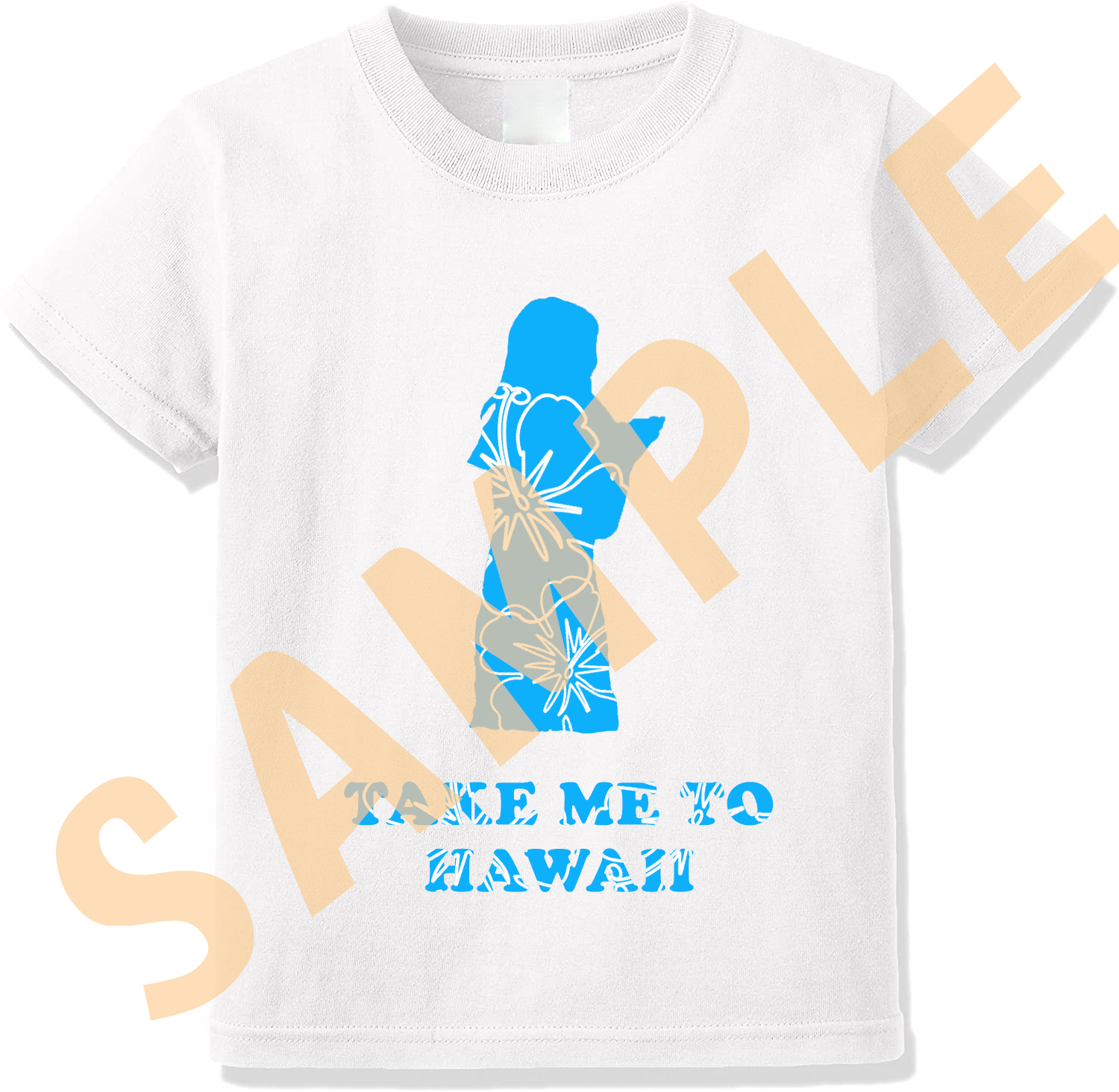 Kohara Konomi T-shirt TAKE ME TO HAWAII XL SIZE Release in September 25th No.1