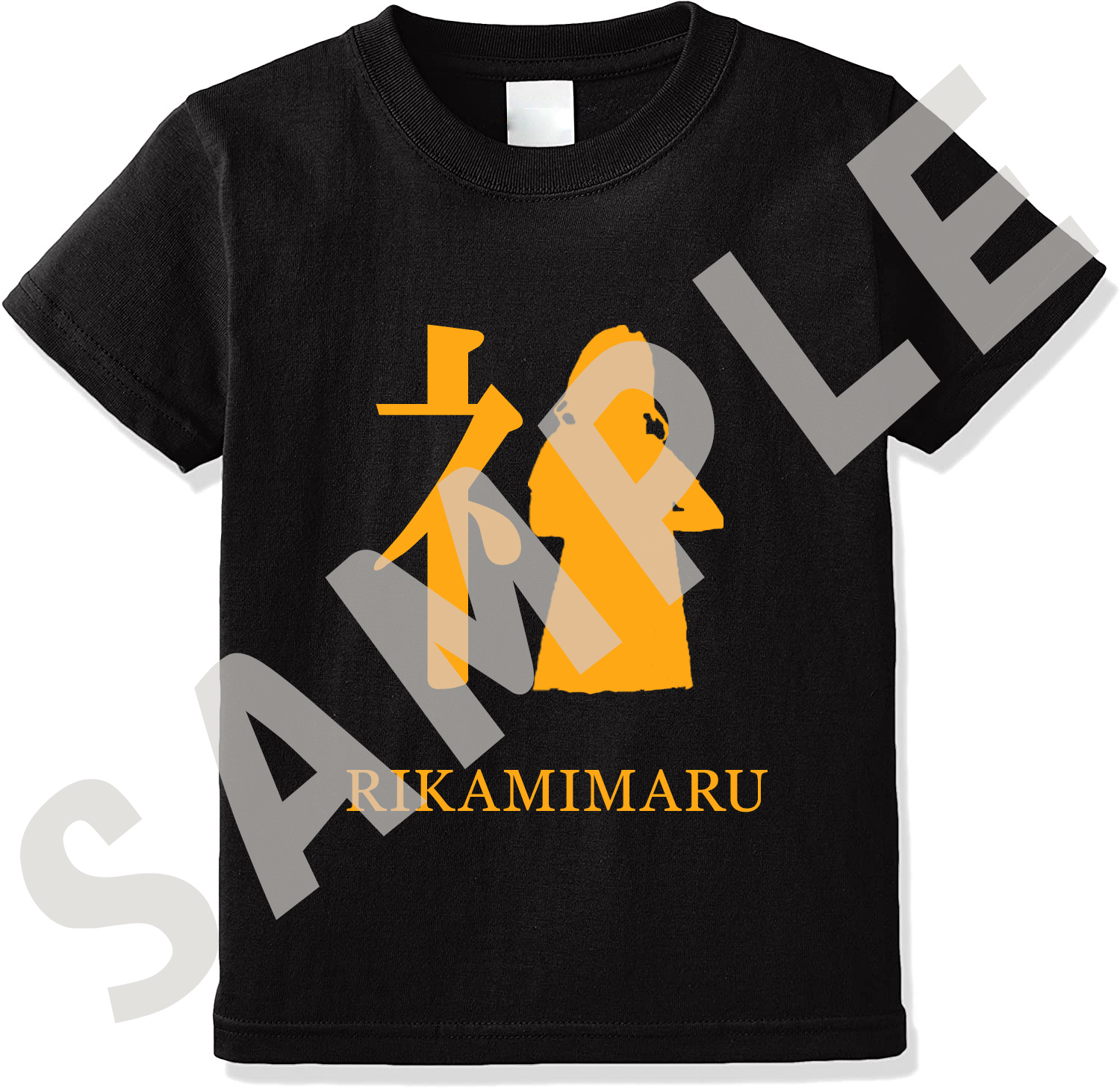 Nagae Rika T-shirt RIKAMIMARU XL SIZE Release in September 25th No.1