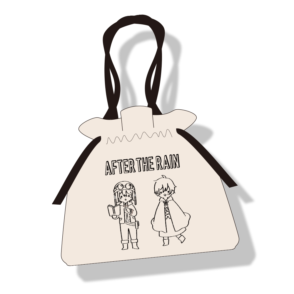 After the Rain Pouch Bag