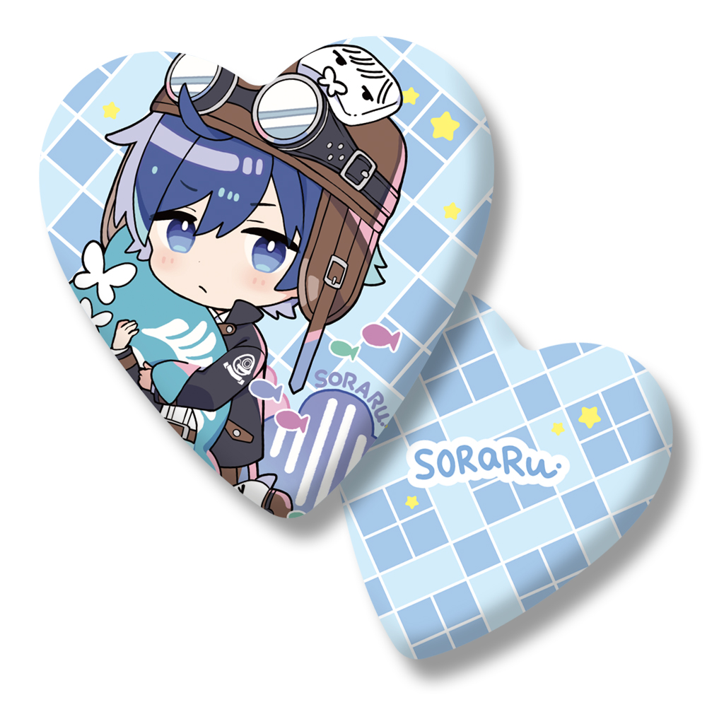 After the Rain cushion soraru