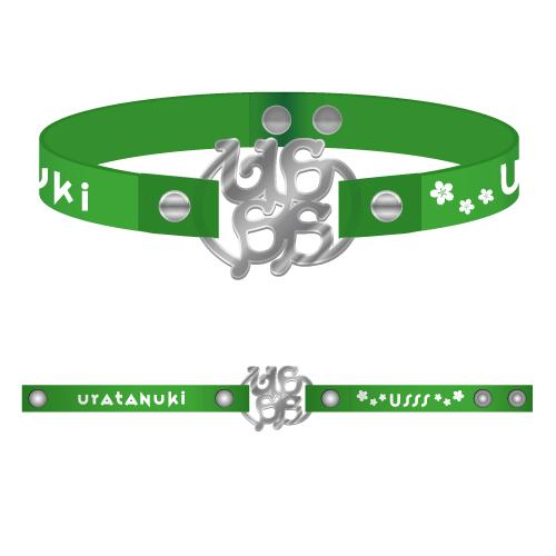 【URASHIMASAKATASEN Spring Tour2021】Bracelet URATANUKI