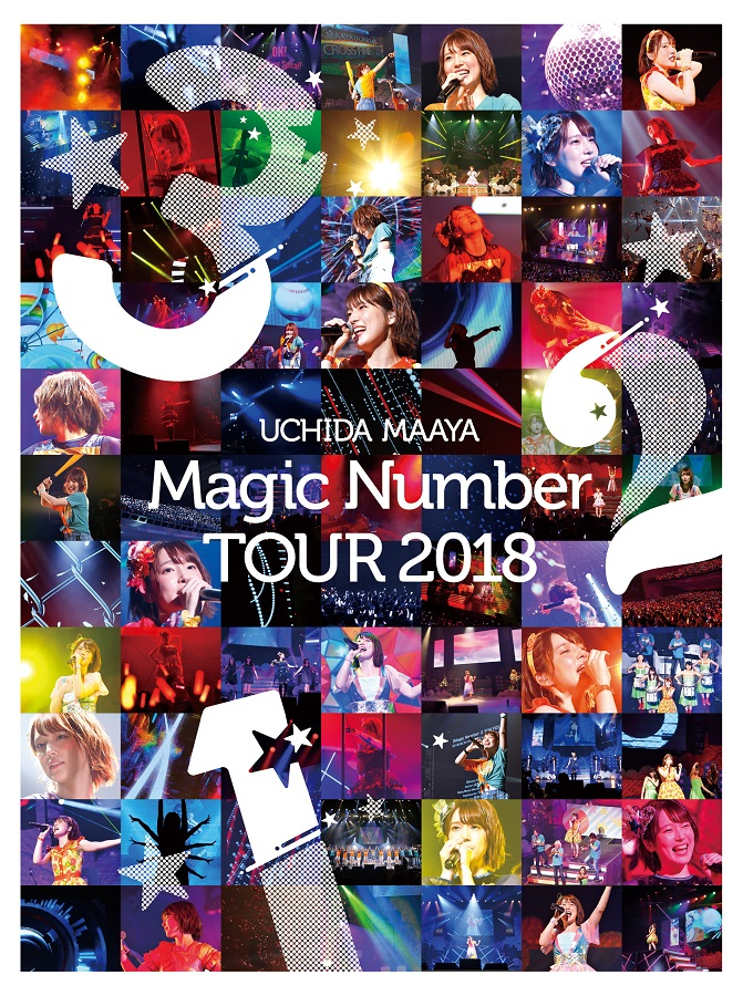"UCHIDA MAAYA  ""Magic Number""  TOUR 2018 DVD"