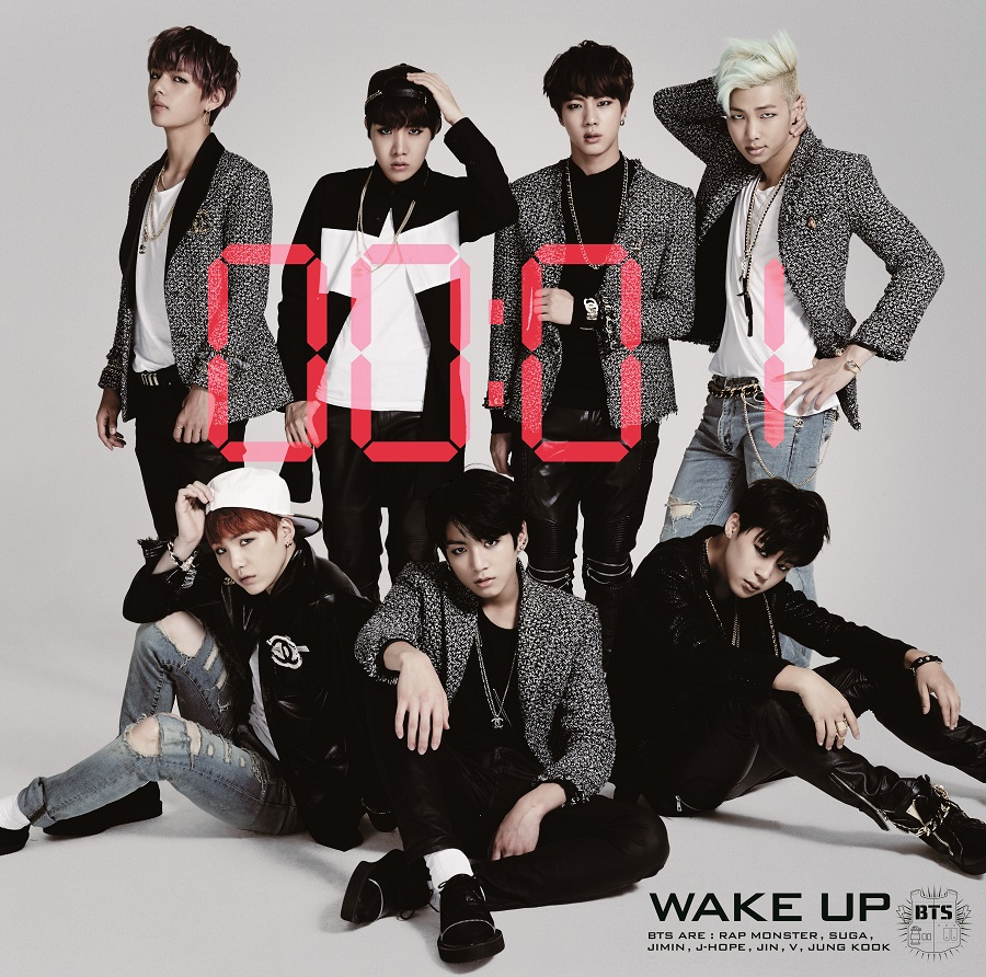 WAKE UP (CD Only)