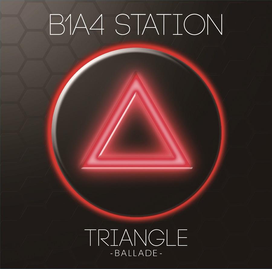 B1A4 station Triangle
