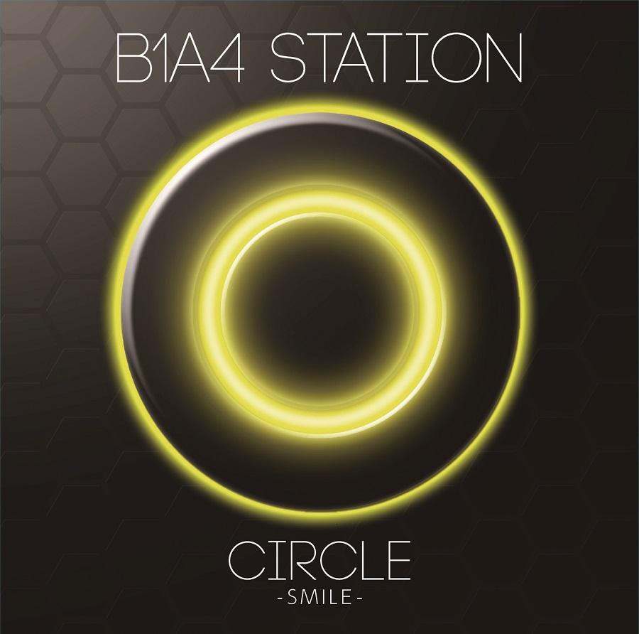 B1A4 station Circle