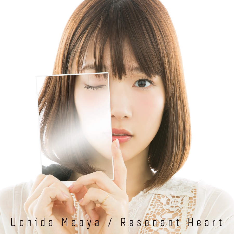 "Uchida Maaya 4th single ""Resonant Heart"" Limited Edition (CD+DVD)"