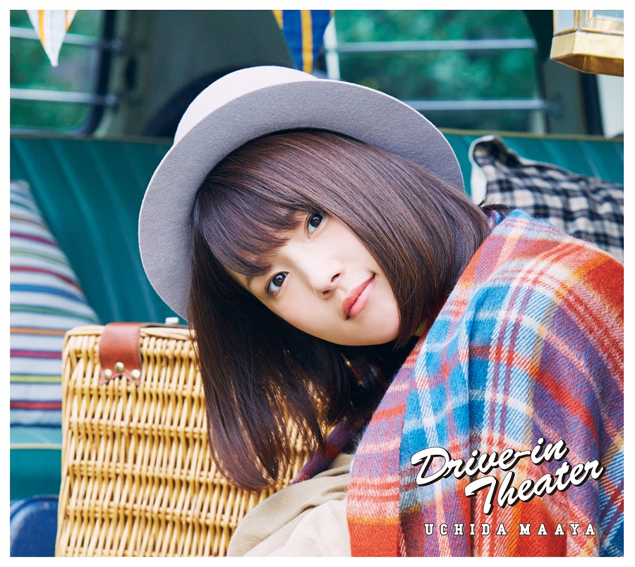 "Uchida Maaya 1st mini Album ""Drive - in Theater"" Limited Edition (CD+BD+PHOTOBOOK)"
