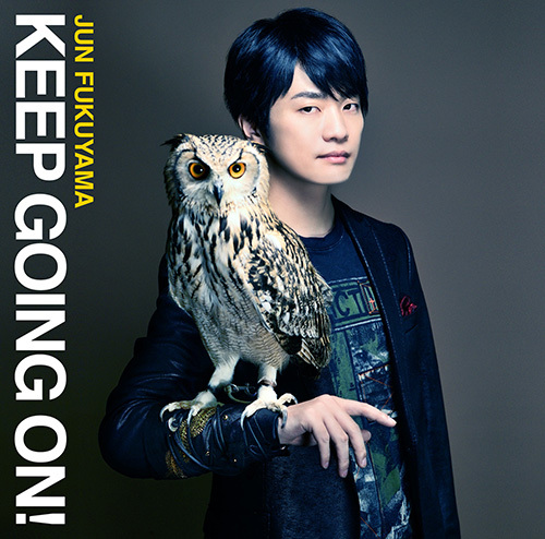 "Fukuyama Jun Single ""KEEP GOING ON!"" Normal Edition (CD only)"
