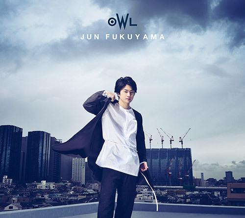 Fukuyama Jun Album OWL Limited Edition (CD+DVD)