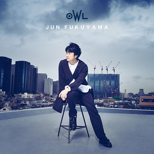 Fukuyama Jun Album OWL Normal Edition (CD only)
