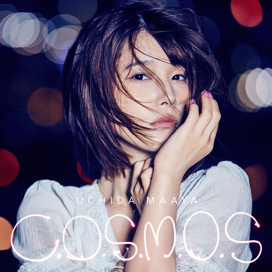 "Uchida Maaya 6th single ""c.o.s.m.o.s""  Limited Edition (CD+DVD)"