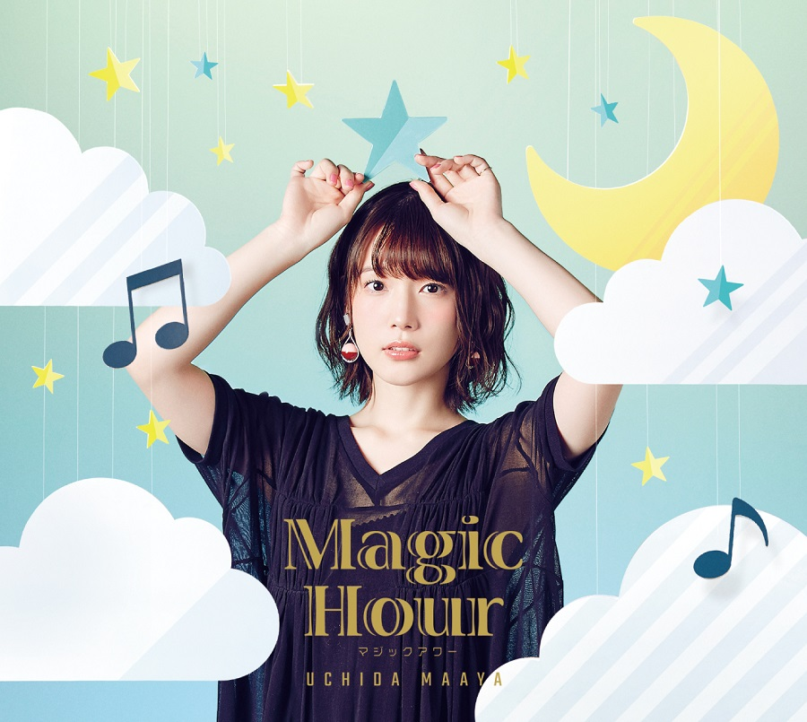 "Uchida Maaya 2nd Album""Magic Hour"" Limited Edition (CD+BD+PHOTOBOOK) No.1"