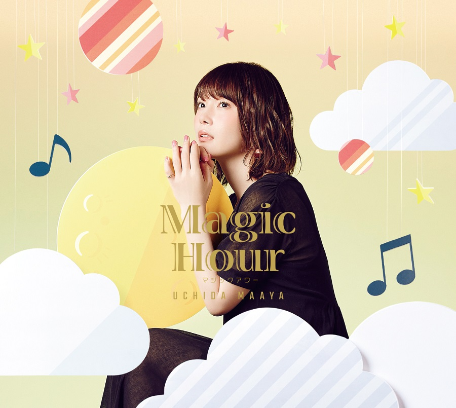 "Uchida Maaya 2nd Album ""Magic Hour"" Limited Edition (CD+DVD+PHOTOBOOK) No.1"