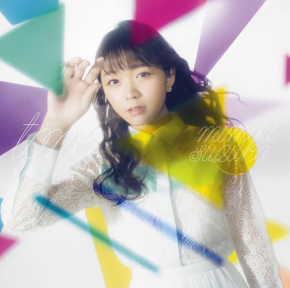 """Mimori Suzuko 4th Album """"tone."""" Limited Edition (CD+BD+PHOTOBOOK)"""
