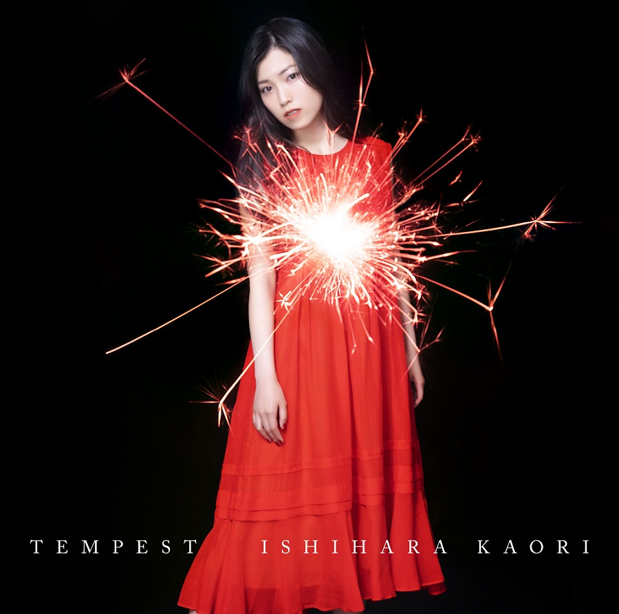 "Ishihara Kaori Single ""TEMPEST"" Limited Edition (CD+DVD)"