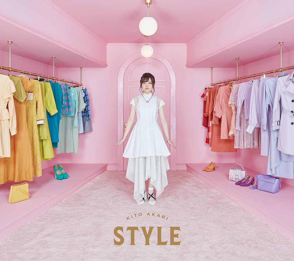 "Kito Akari 1st Album ""STYLE"" Limited Edition (CD+BD+PHOTOBOOK)"