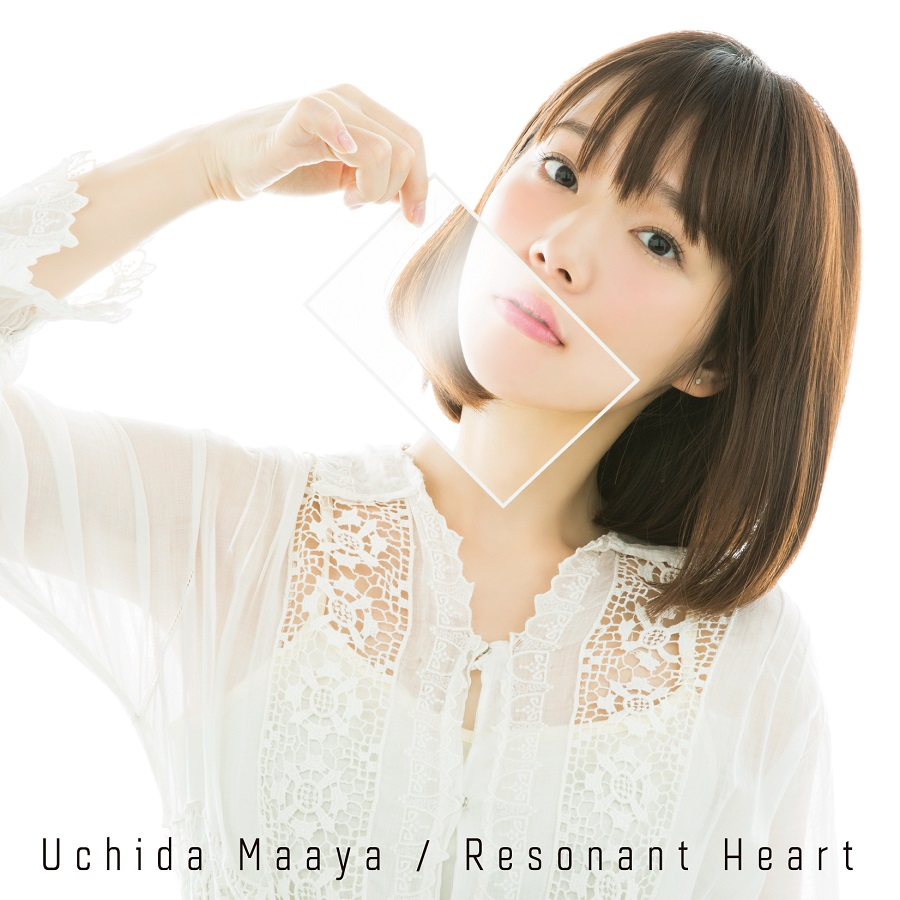 "Uchida Maaya 4th single ""Resonant Heart""  Normal Edition (CD only)"