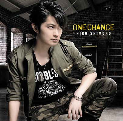 "Shimono Hiro Single ""ONE CHANCE"" Normal Edition (CD only)"